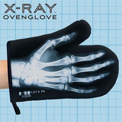 Mustard X-Ray Oven Glove-Main Image