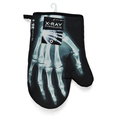 Mustard X-Ray Oven Glove-Packaging