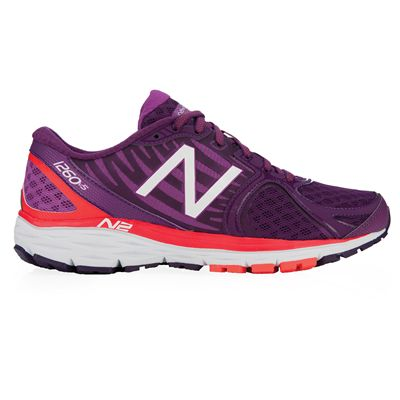 New Balance 1260 V5 Ladies Running Shoes - Side View