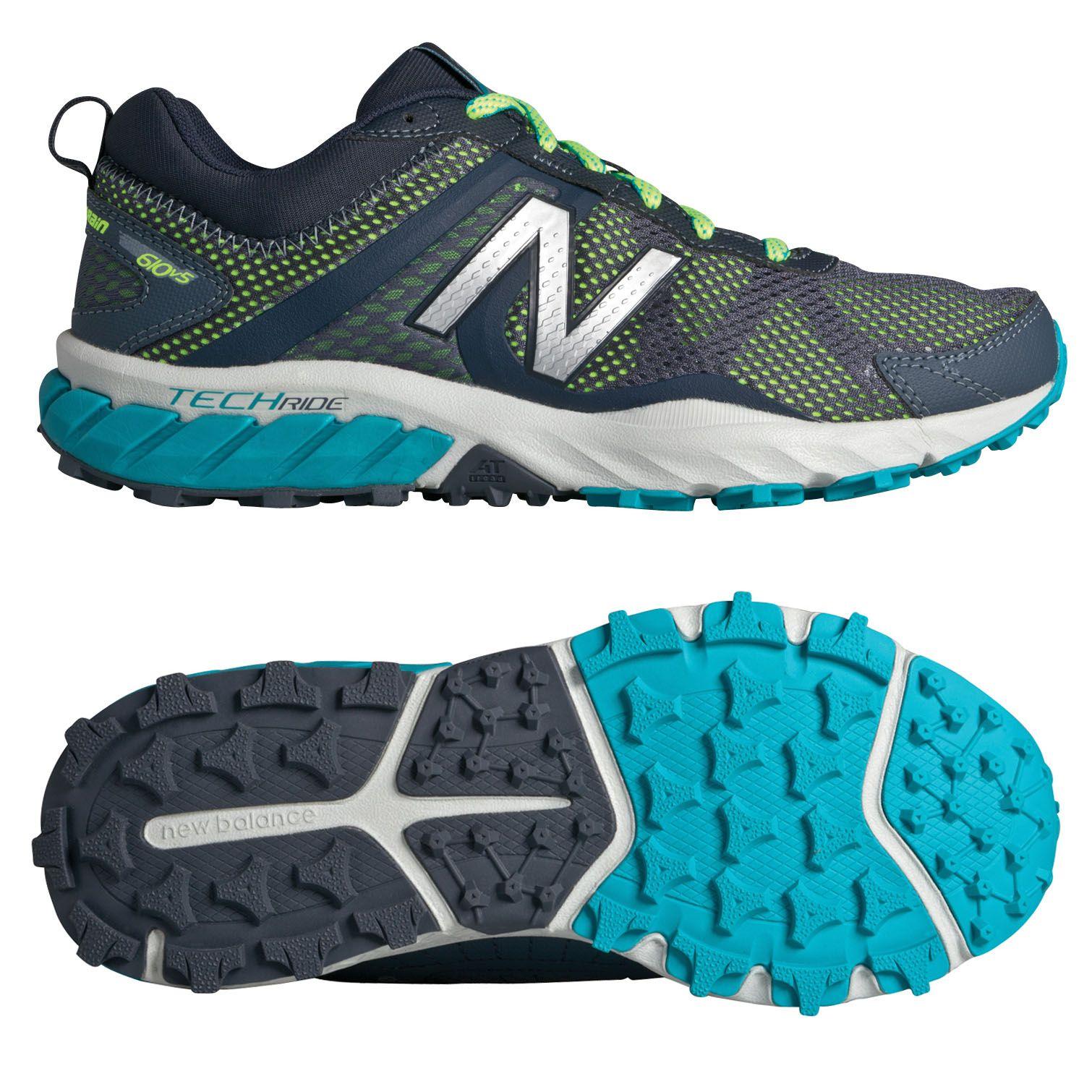 New Balance  V Ladies Trail Running Shoes