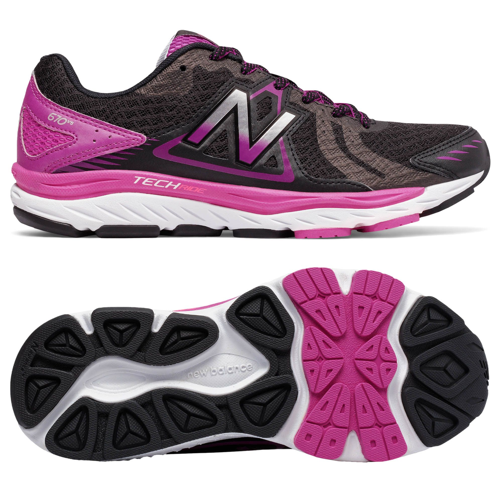 New Balance 670 Stability Trainer Ladies Running Shoes