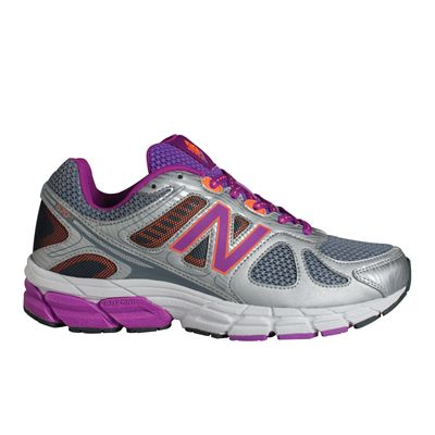 New Balance 670 V1 Ladies Running Shoes - Side View