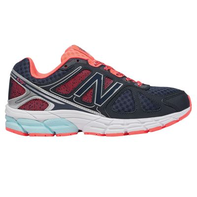 New Balance 670 V1 Ladies Running Shoes SS16 - Side