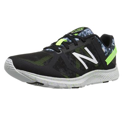 New Balance 77 v1 Mono Graphic Ladies Running Shoes - Angled