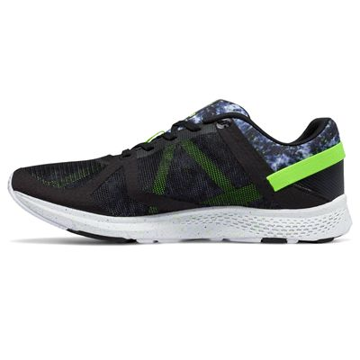 New Balance 77 v1 Mono Graphic Ladies Running Shoes - Side