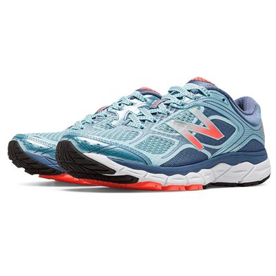 New Balance 860 V6 Ladies Running Shoes - Side