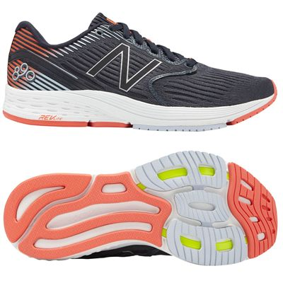 New Balance 890v6 Ladies Running Shoes - Sweatband.com