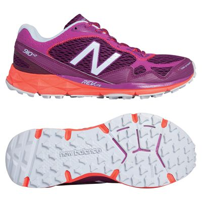 New Balance 910 V2 Ladies Trail Running Shoes