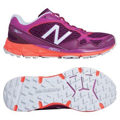 New Balance 910 V2 Ladies Trail Running Shoes
