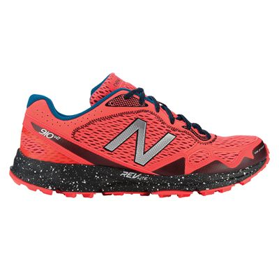 New Balance 910 V2 Mens Trail Running Shoes - Side View
