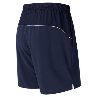 New Balance 9 inch Casino Mens Shorts - Navy/Back
