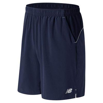 New Balance 9 inch Casino Mens Shorts - Navy