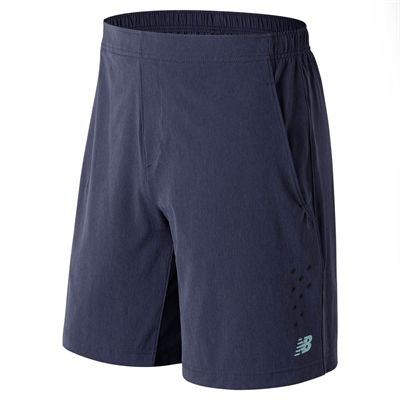 New Balance 9 inch Tournament Milos Mens Shorts - Navy