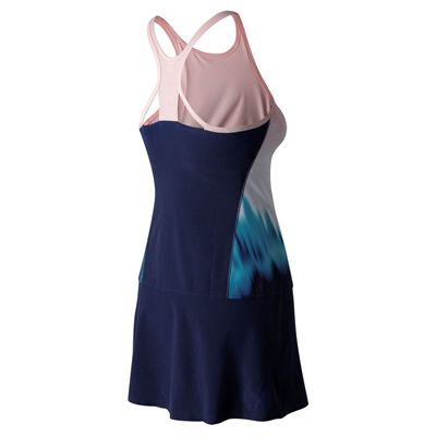 New Balance Brunton Heather Ladies Dress - Back