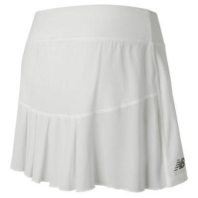 New Balance Casino Ladies Skort - White/Back