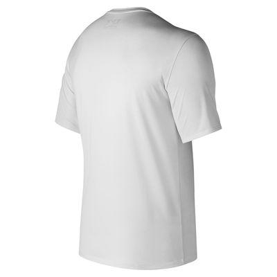 New Balance Court Crew Mens T-Shirt - Back