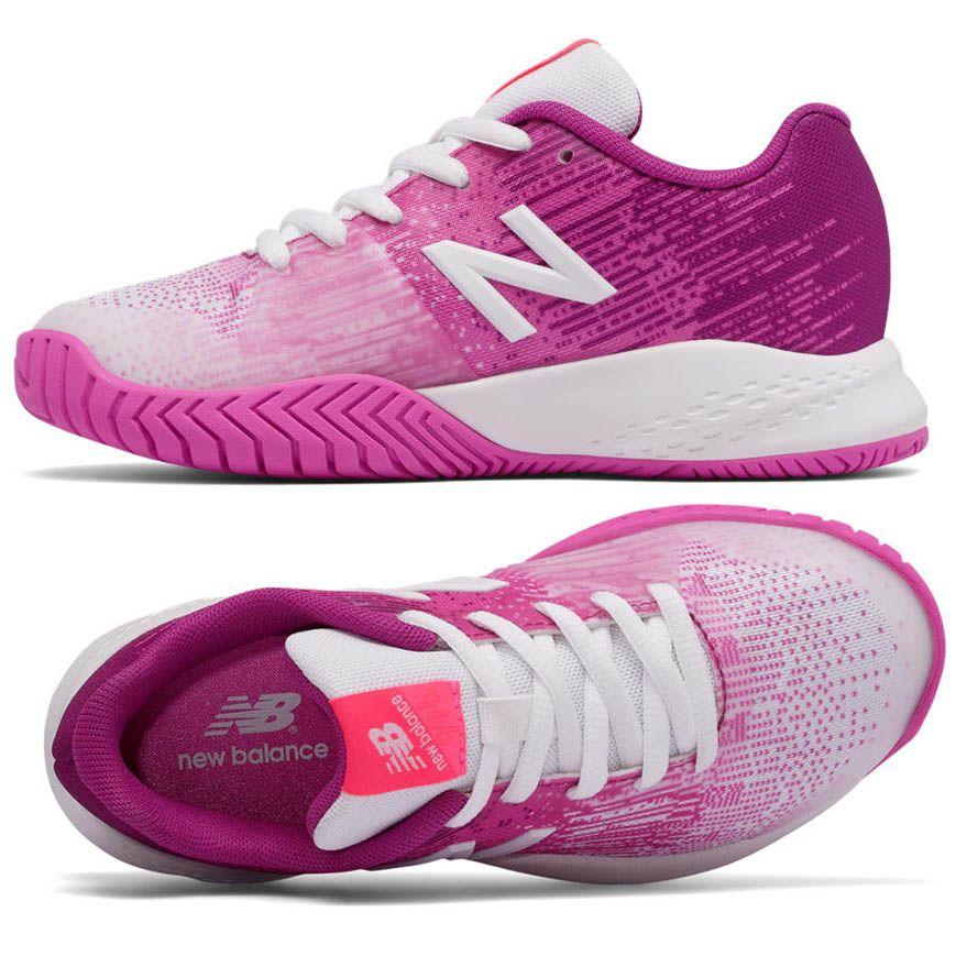 new balance kc996 v3 junior tennis shoes