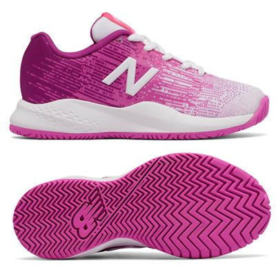 New Balance MC996 v3 Mens Tennis Shoes - Pink