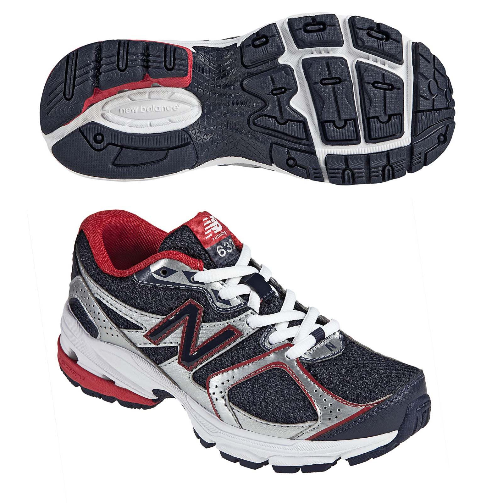 New Balance KJ633 Kids Running Shoes - Sweatband.com