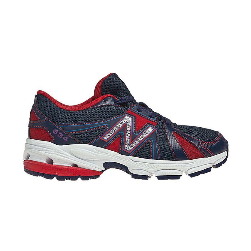 New Balance Kj634 Kids Running Shoes Sweatband Com