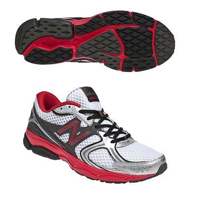 New Balance M580V2 Mens Running Shoes White