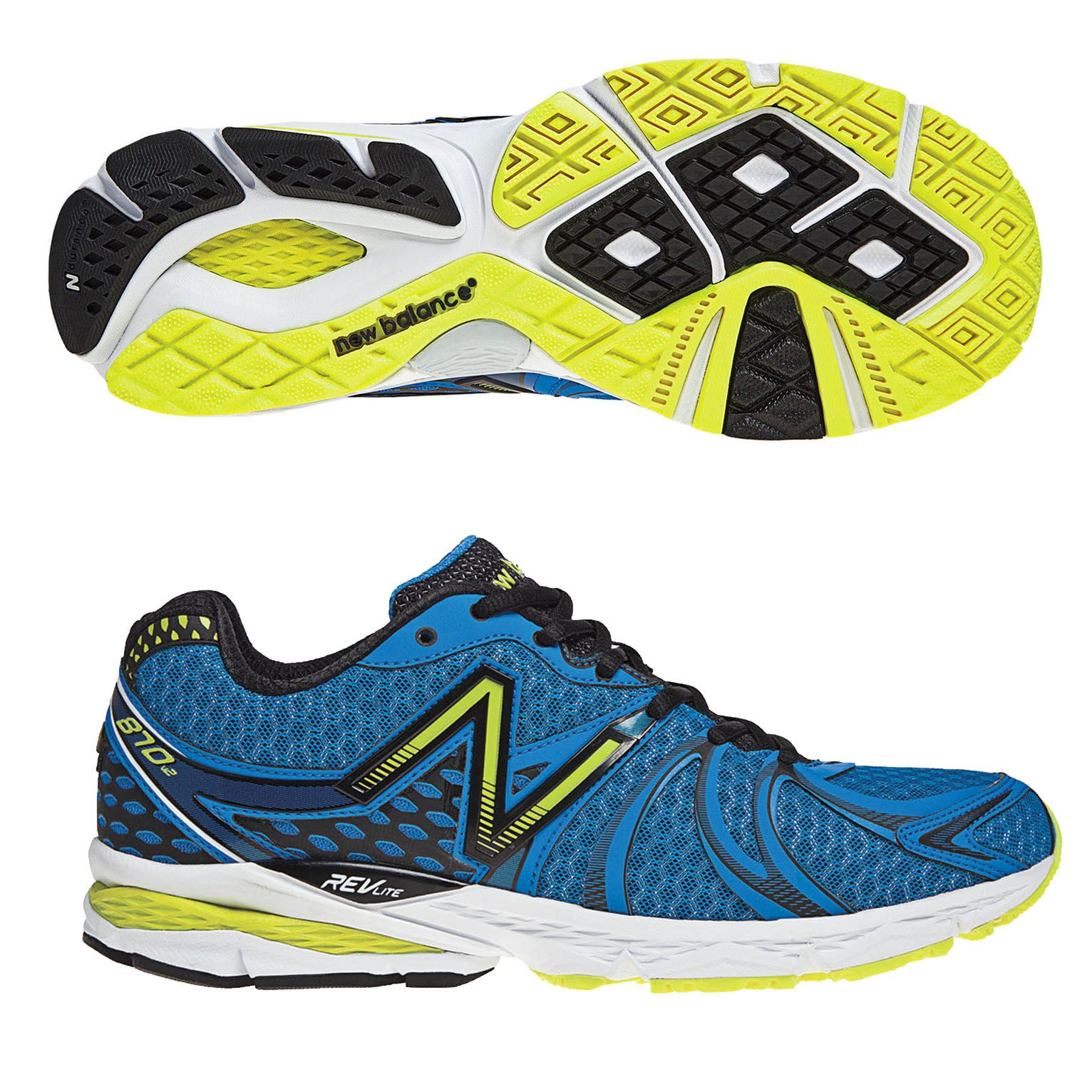 New Balance Mens V Stability Running Shoes