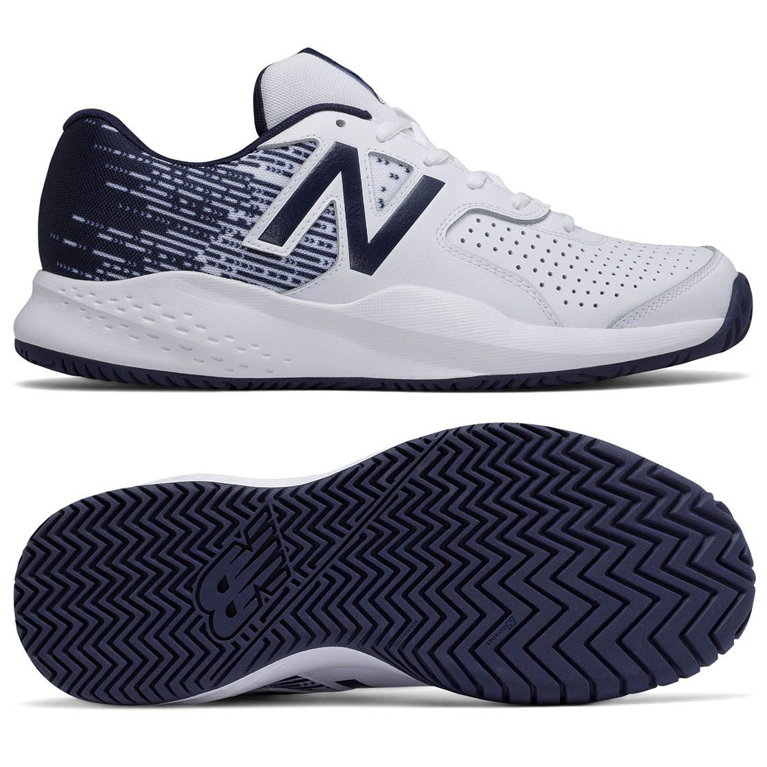 New Balance Mc V D Blue Orange Mens Shoes