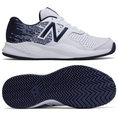 New Balance MC696 v3 Mens Tennis Shoes