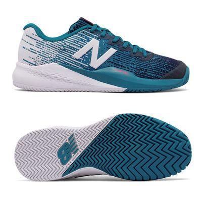 New Balance MC996 v3 Mens Tennis Shoes - Green