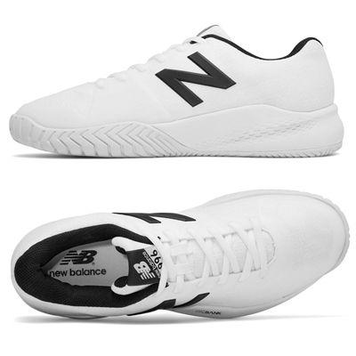 New Balance MC996 v3 Mens Tennis Shoes - White - Side/Top