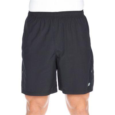 New Balance Mens 7 Inch Tempo Shorts