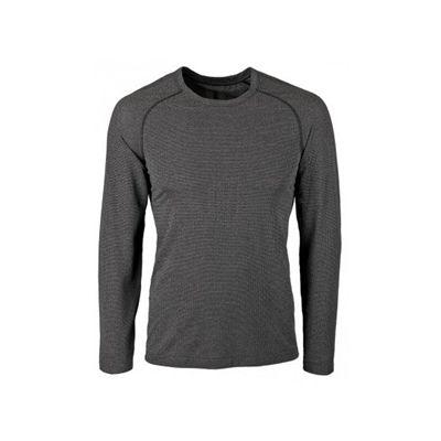 New Balance Mens NBx Minimus Long Sleeve Tshirt Black