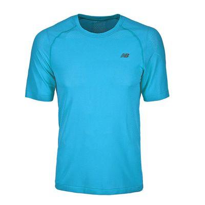 New Balance Mens NBx Minimus Short Sleeve T-shirt