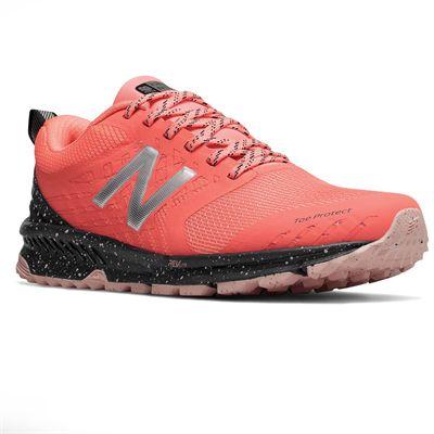 New Balance Nitrel Ladies Running Shoes - Angled2