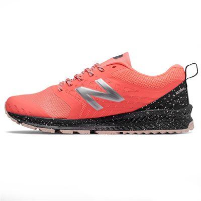 New Balance Nitrel Ladies Running Shoes - Side