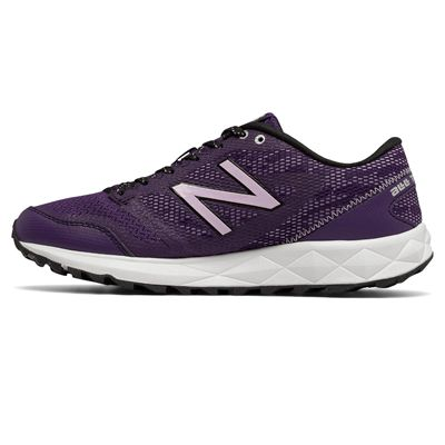 New Balance T590 v2 Refresh Ladies Running Shoes - Side