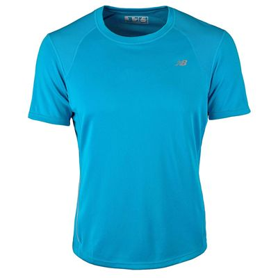 New Balance Tempo Mens Short Sleeve T-Shirt