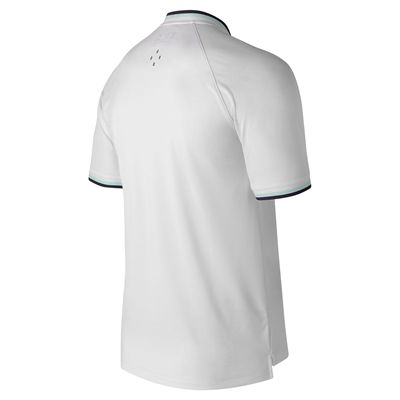 New Balance Tournament Henley Mens T-Shirt - Back