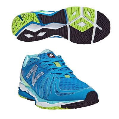 New Balance W890V2 Ladies Running Shoes Blue