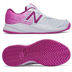 New Balance WC696 v3 Ladies Tennis Shoes