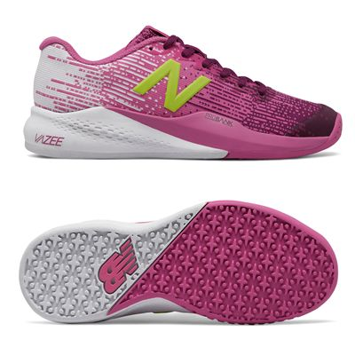New Balance WC906 v3 Ladies Tennis Shoes