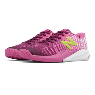 New Balance WC906 v3 Ladies Tennis Shoes - Side
