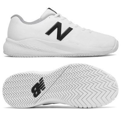 New Balance WC996 v3 Ladies Tennis Shoes - White
