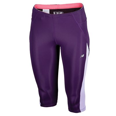 New Balance Womens Go 2 Capri Tights
