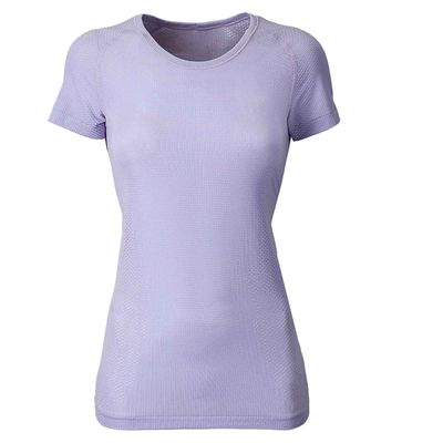 New Balance Womens Minimus Shorts Sleeve Top
