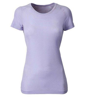 New Balance Womens Minimus Shorts Sleeve Top
