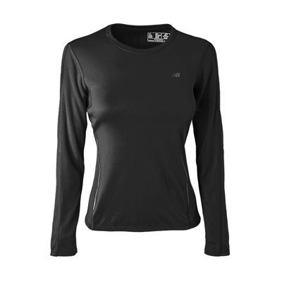 New Balance Womens Tempo Long Sleeve Top