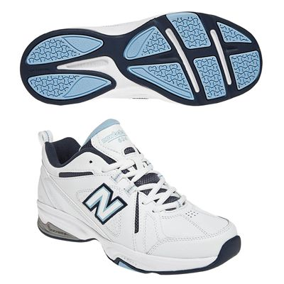 New Balance WX624WB Womens Cross Training Shoes