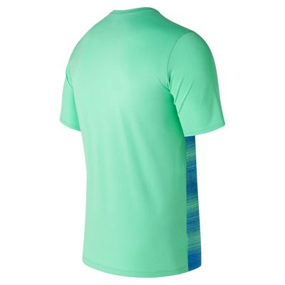 New Balance Yarra Crew Mens T-Shirt - Back