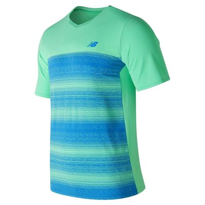 New Balance Yarra Crew Mens T-Shirt